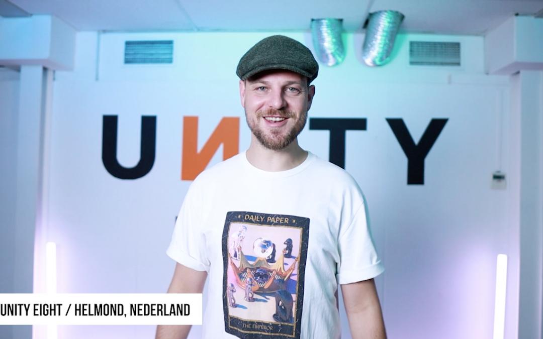 Unity Eight Danceschool Helmond , Niederlande